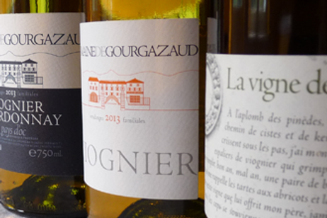 6 x Bottles of Domaine de Gourgazaud La Vigne de ma Mère Viognier Sur Schistes