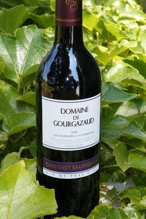 6 x Bottles of Domaine de Gourgazaud Cabernet-Sauvignon 2014