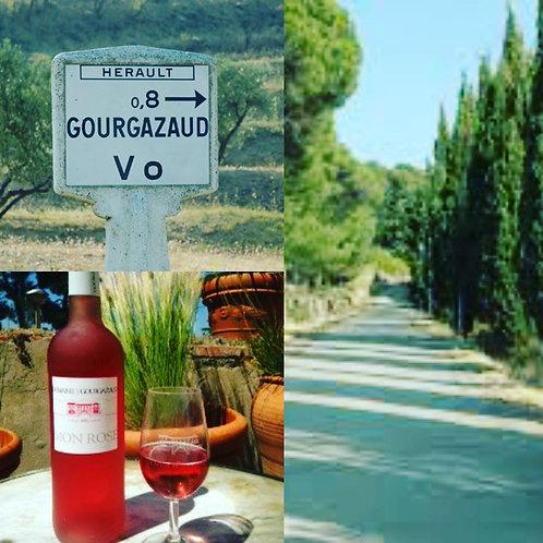 6 x Bottles of Domaine de Gourgazaud Mon Rosé 2016