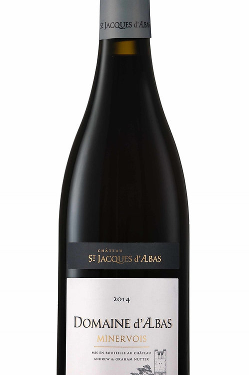 6 x Bottles of Domaine d'Albas Rouge 2015