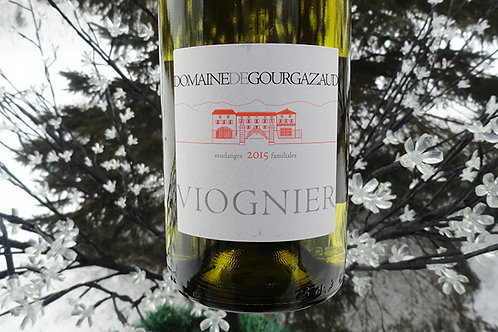 6 x Bottles of Domaine de Gourgazaud Viognier 2016