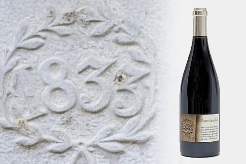 6 x Bottles of Domaine de Gourgazaud Pater Familias 2015 Vieille Vigne Grenache
