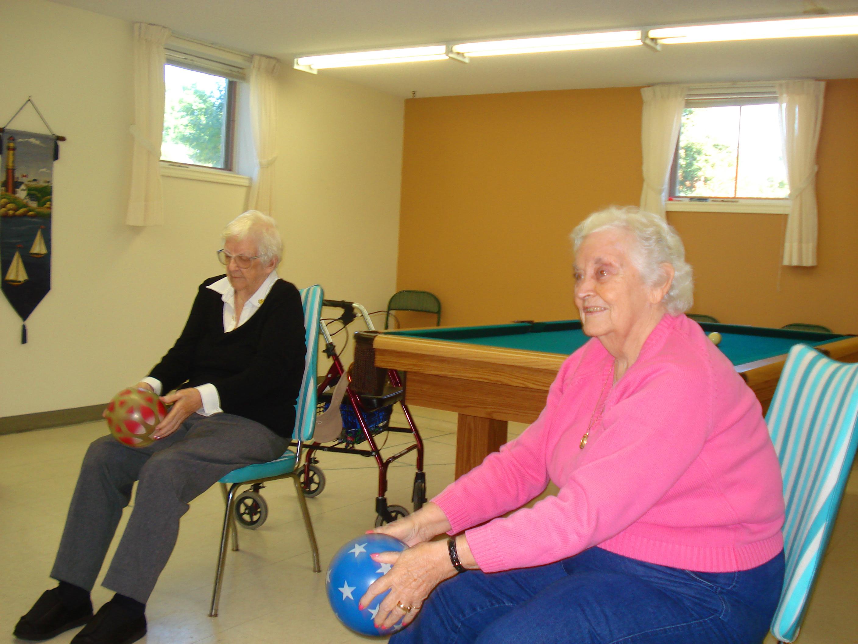Alvin ball exercises