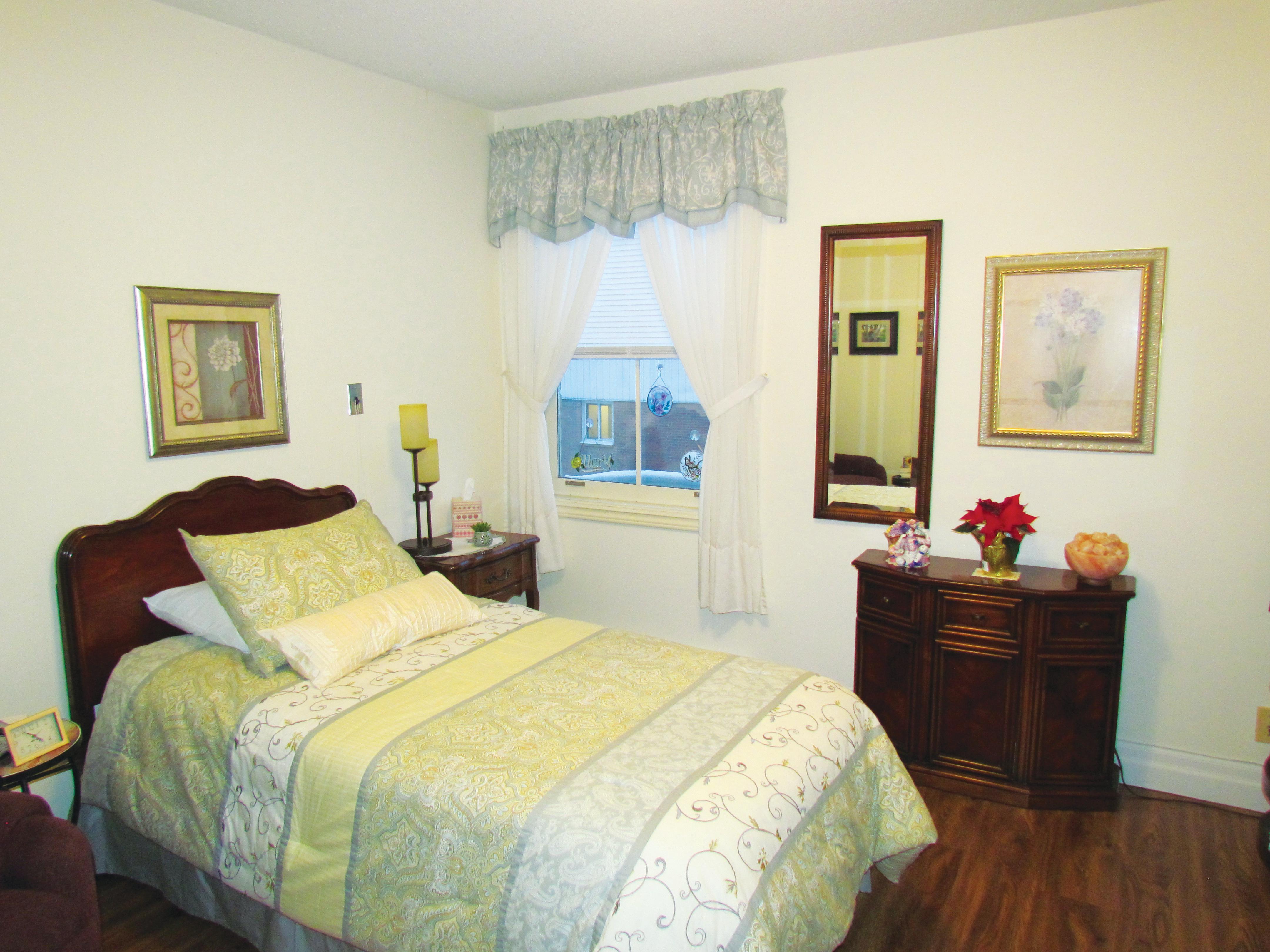 Cozy suite