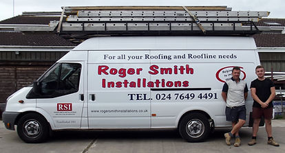 roofing and roofline installers