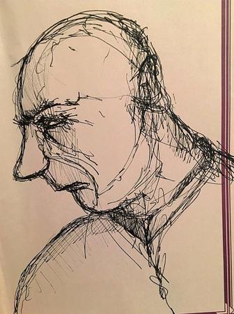 L'homme du restaurant