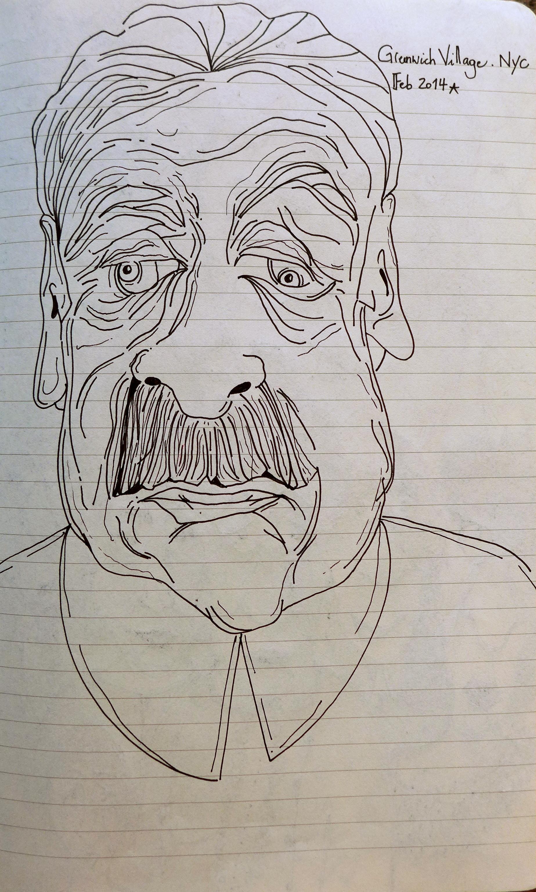 Grandpa NY