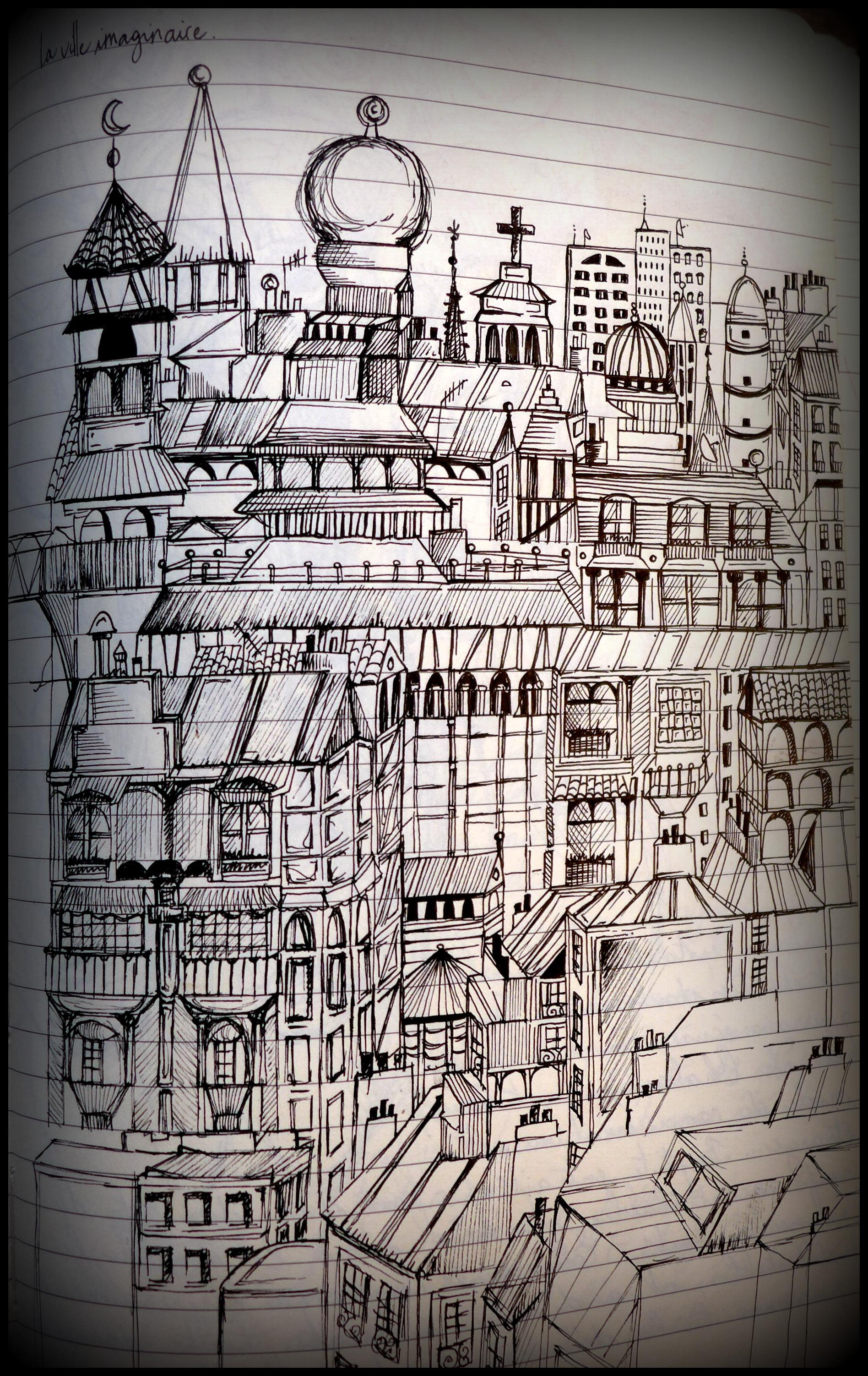 La ville inventée