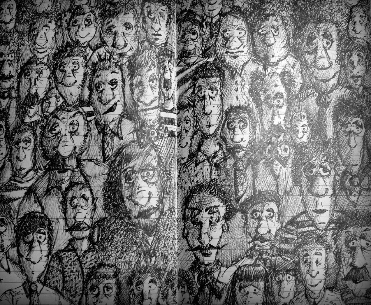Faces 1.