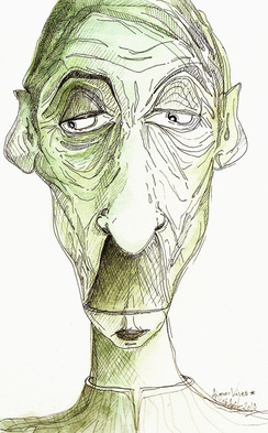 Vieillard Vert