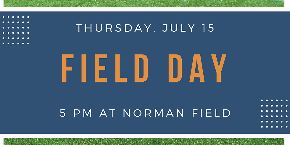 UF Hillel Field Day at Norman Field