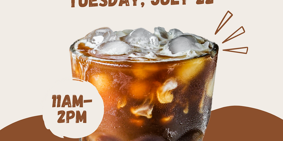 Coffee Hours - Thurs. July 22nd 11am - 2pm @ Opus at Innovation