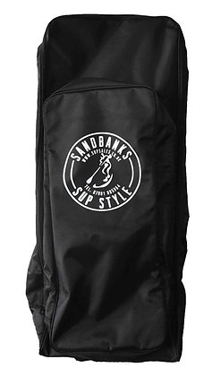 Wheelie Rucksack Bag