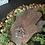 Thumbnail: Hamsa incense holder