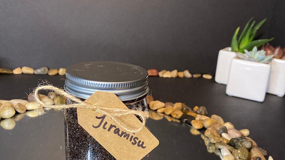 Tiramisu Coffee Scrub