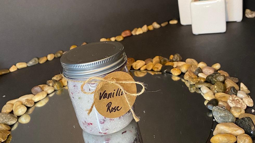 Vanilla Rose Sugar Scrub