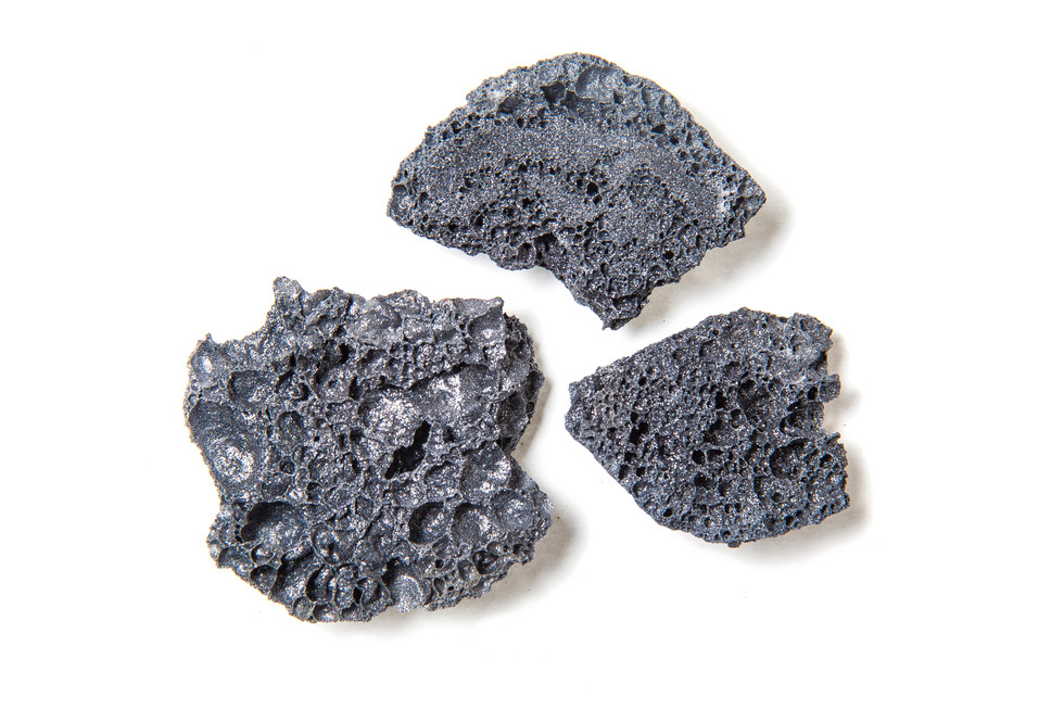 Carborondum Material Samples