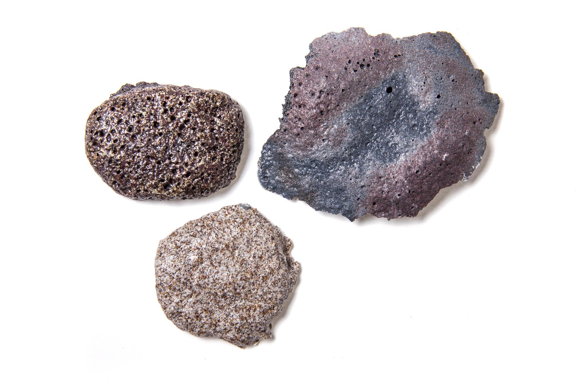 Caroborondum Material Samples