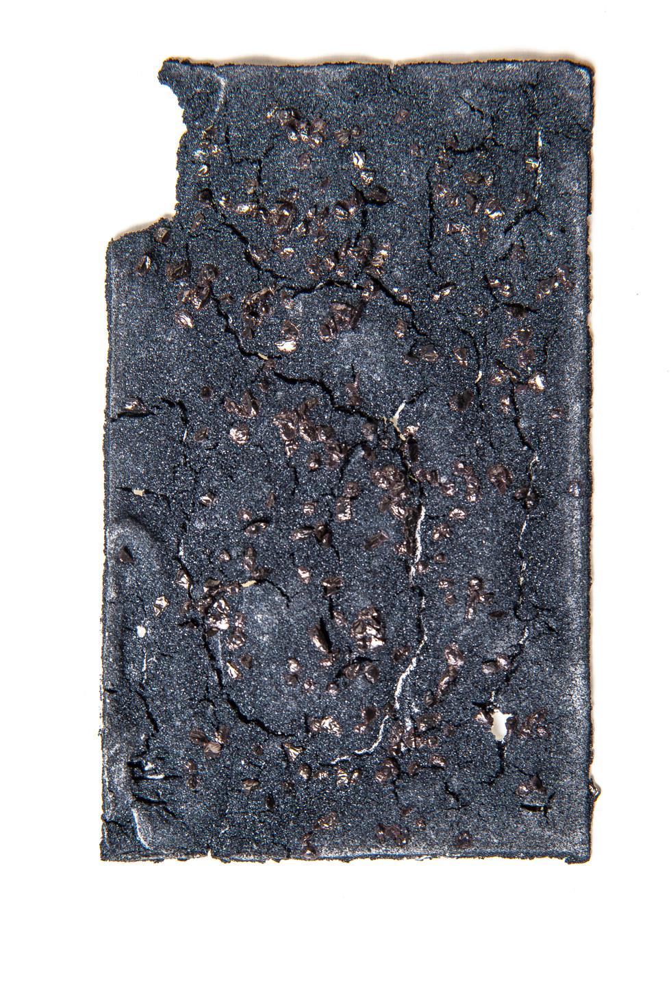 Carborondum Material Sample