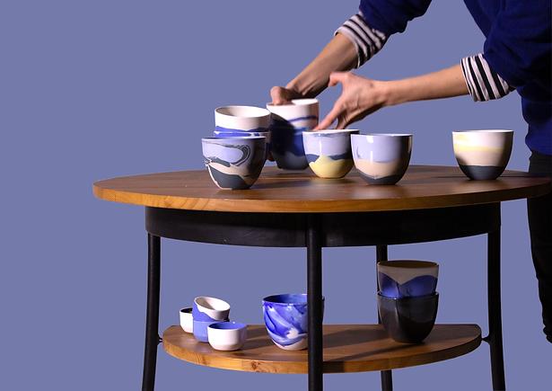 Metamorphosis of Finland - Tableware Collection