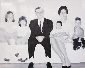 The Michaels Family 1964