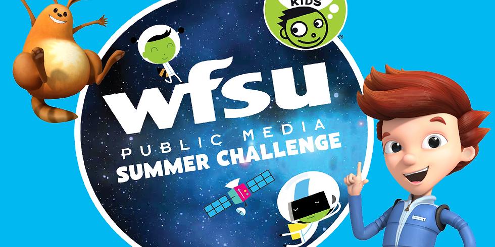 WFSU Summer Challenge Kick-Off