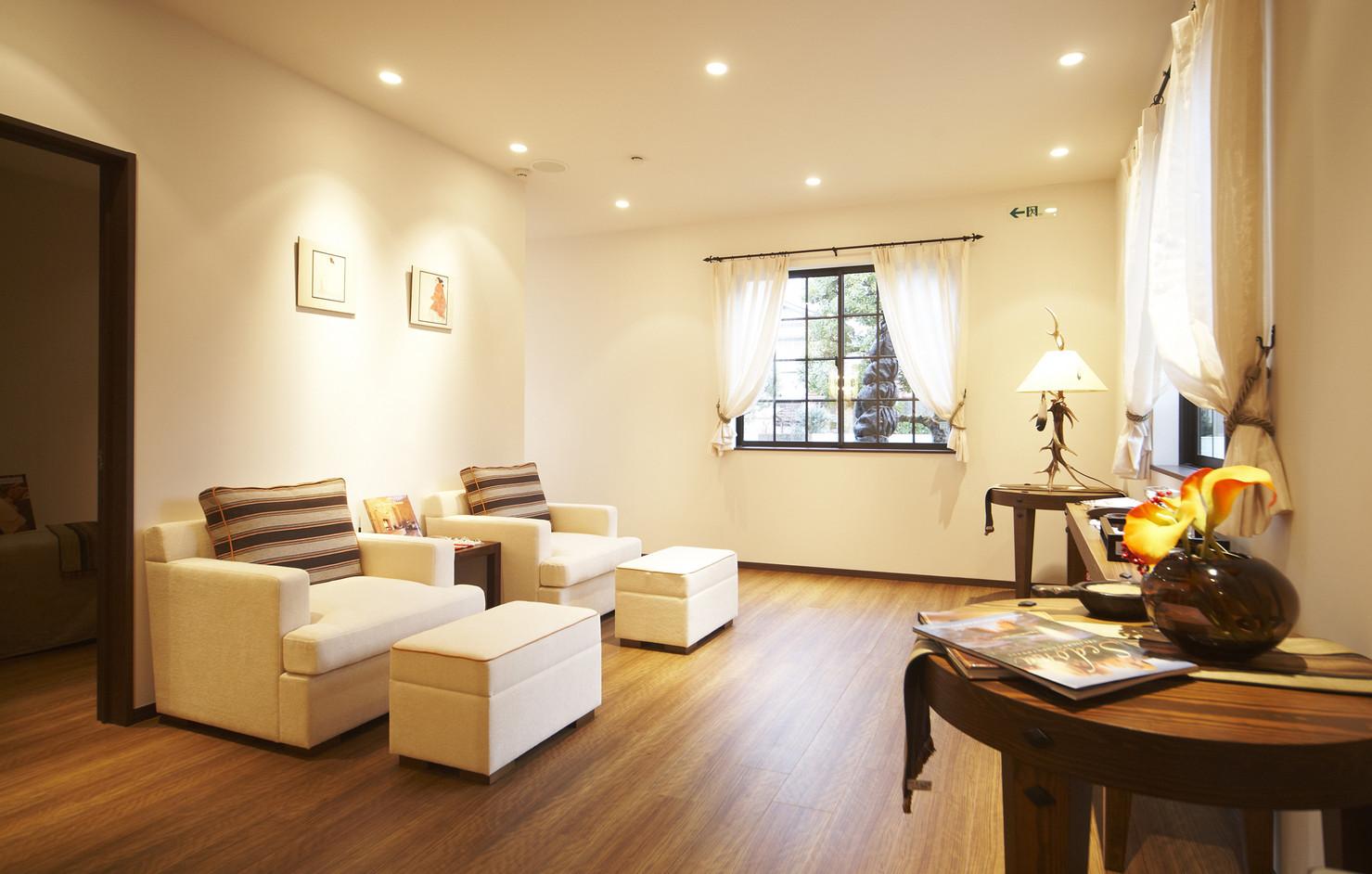 Spa salon design