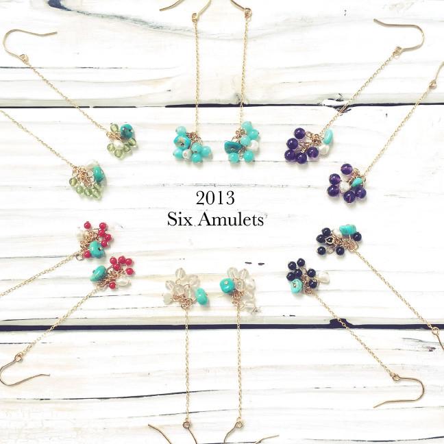Six Amulets