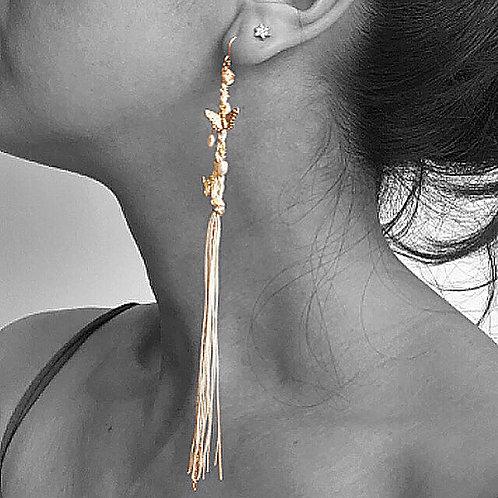 Psyche Thread Earrings