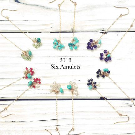 ~2013 collection~Six amulets