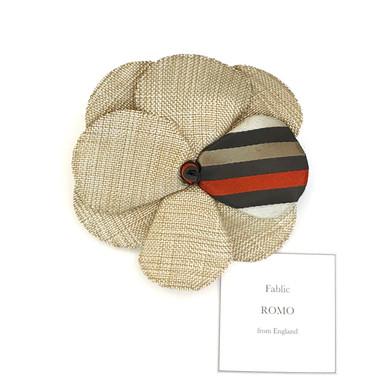 Reborn_stripe corsage