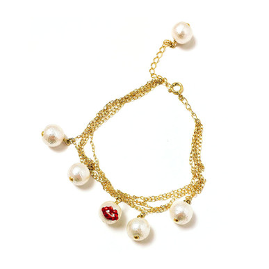 Kiss bracelet_yuki
