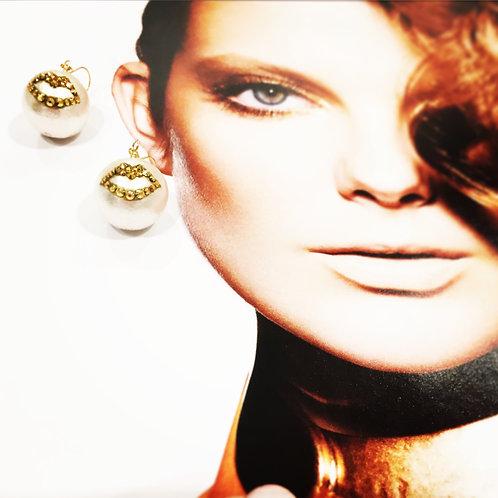 Kiss Earrings / big