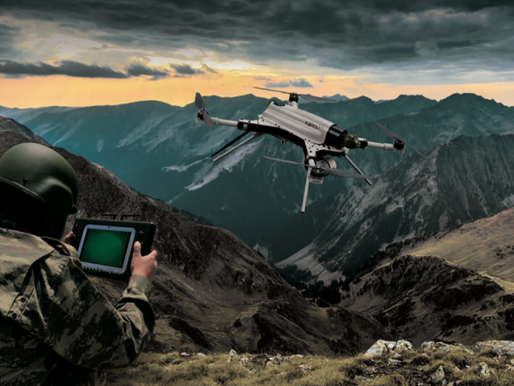 Did autonomous drones attack humans for the first time?