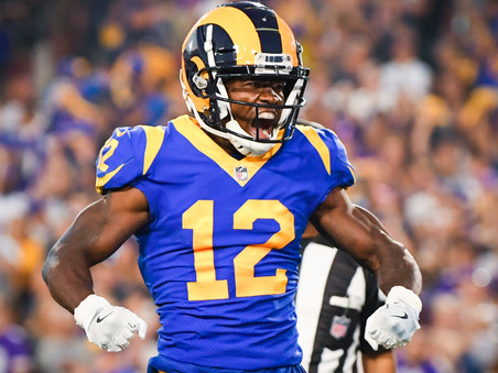 Brandin Cooks: Cooking Up Fantasy Points