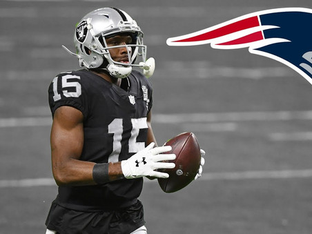 The Output of Free Agent Wide Receivers