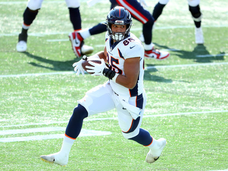 ACL Tears & Hit Rates Pt.2: Tight Ends