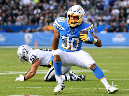 TNF Preview: Chargers @ Raiders