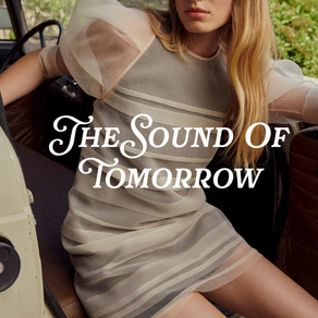 DOROTHEE SCHUMACHER // NEW COLLECTION // THE SOUND OF TOMORROW