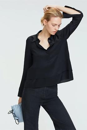 DOROTHEE SCHUMACHER FLUID VOLUMES blouse