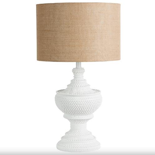 Surrey Lamp White