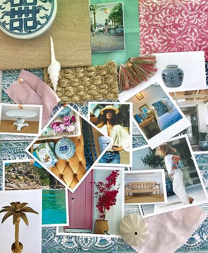 Portobello Home Indian Summer mood board