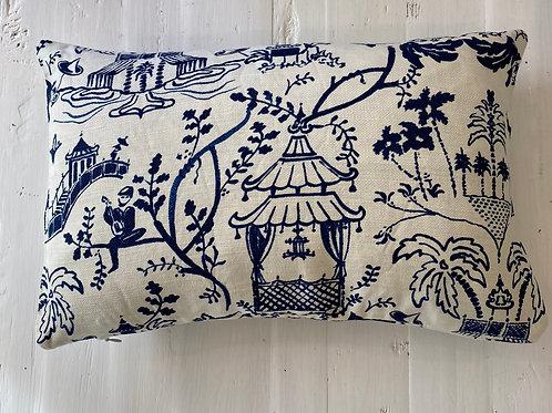 Chinoiserie Cushion