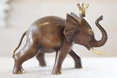 ROYAL BRASS ELEPHANT
