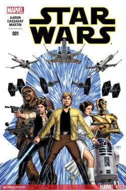 Star Wars (Marvel, 2015)