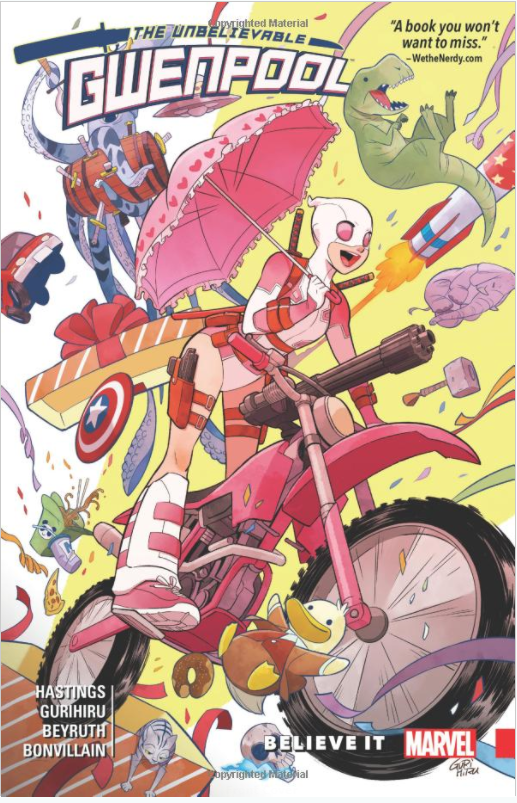 Unbelievable Gwenpool (Marvel 2016)