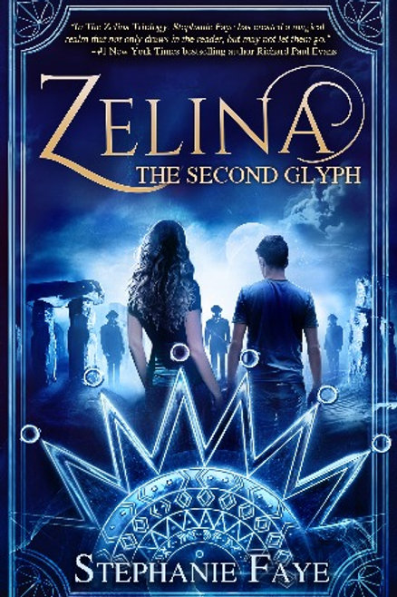 Signed Zelina The Second Glyph