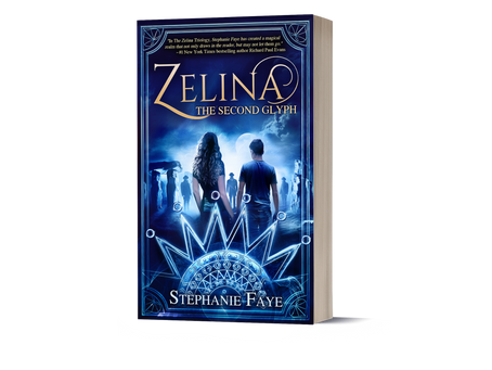 Zelina: The Second Glyph BOOK TRAILER!!