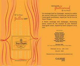 Semaine Yelloweek by Veuve Clicquot - 3.