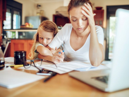 Confessions of a Mama Who's (Mostly) Got 50/50 at Home